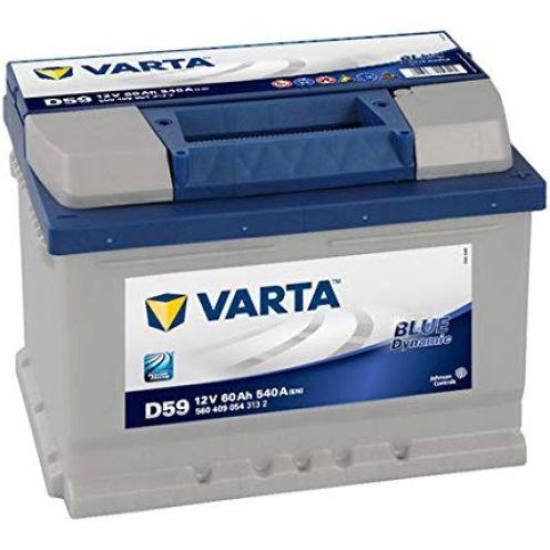 Varta D59 Autobatterie 58360 Blue Dynamic