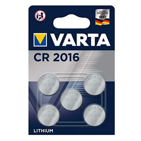 Varta Electronics CR2016 Batterien