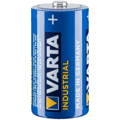Varta Industrial Batterie C Baby Alkaline Batterien LR14