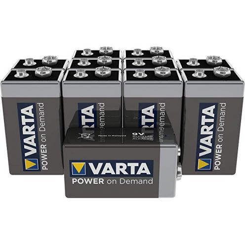 Varta Power on Demand 9V Block