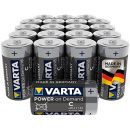 Varta Power on Demand C Baby Batterien