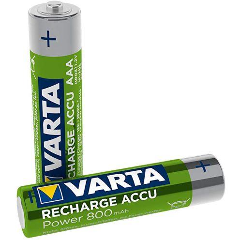 Varta Recharge Akku Phone AAA Micro