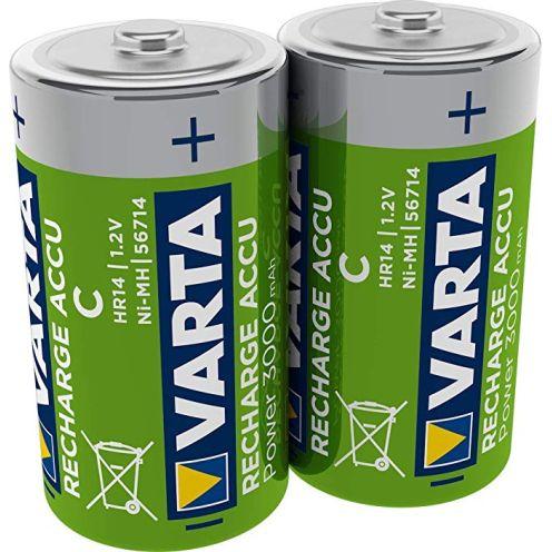 Varta Rechargeable Akku Ready2Use C Baby 300mAh NiMh