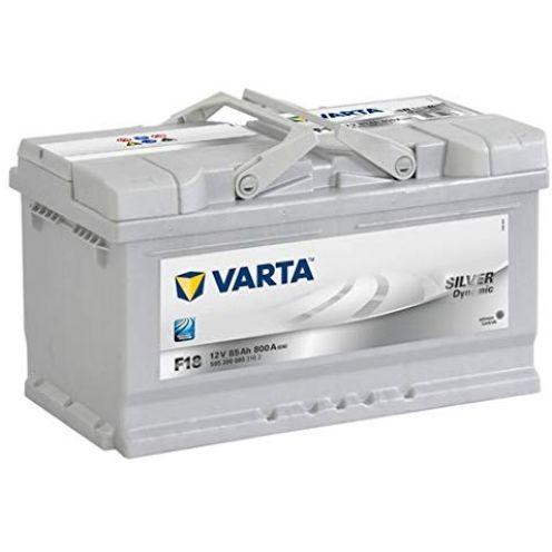 Varta Silver Dynamic F18 Autobatterie