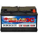 BIG Solarbatterie 100Ah