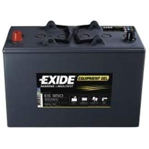Equipment Batterie GEL ES 900