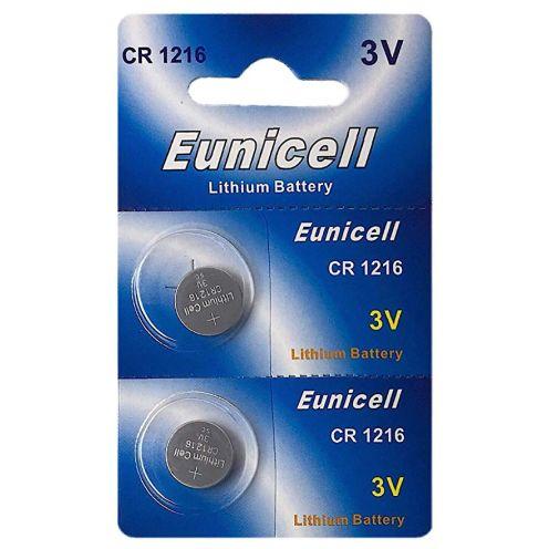 Eunicell 2 x CR1216
