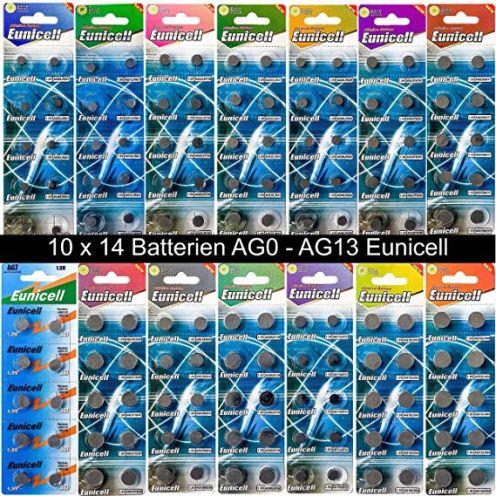 Eunicell Set AG0-AG13