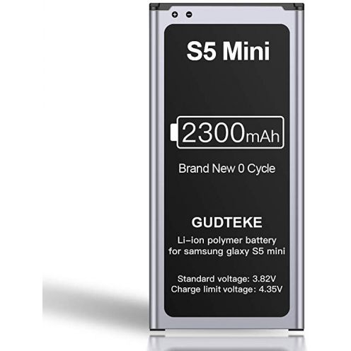 GUDTEKE Akku für Samsung Galaxy S5 Mini