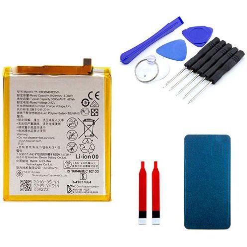 kaputt.de AKKU Set Batterie für Huawei P10 lite
