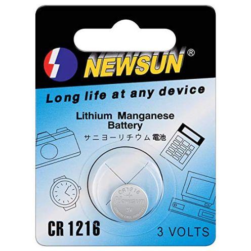 Knopfzelle Lithium CR 1216 3 V 25mAh