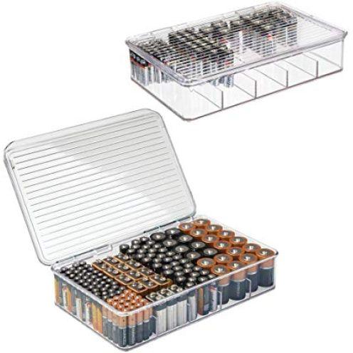 mDesign 2er-Set Batteriebox