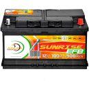 Solarbatterie 12V 100Ah