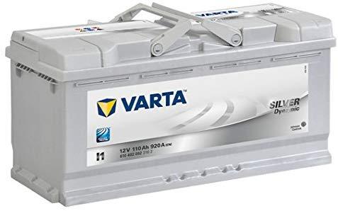Varta 6104020923162 Silver Dynamic I1 Autobatterie