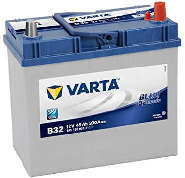 Varta B32 Blue Dynamic 5451560333132 Autobatterie