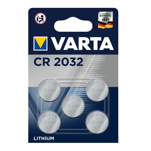 Varta CR2032 Lithium Knopfzellen