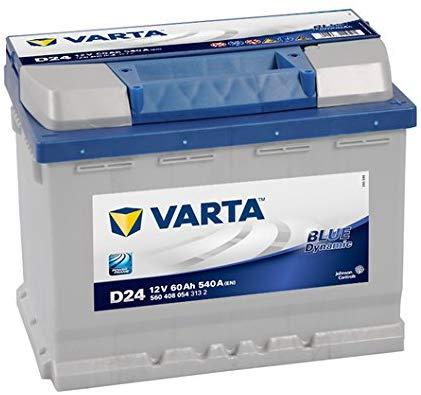 Varta D24 Blue Dynamic Starterbatterie