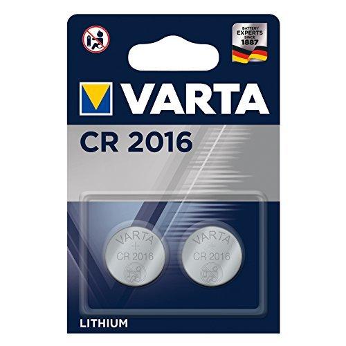 Varta ELECTRONICS CR2016 2er Blister
