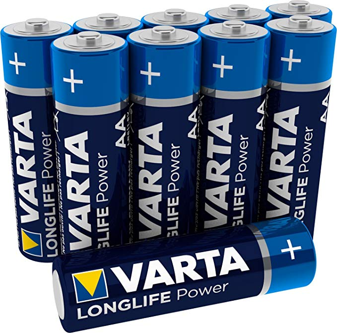 Varta Longlife Power AA Mignon Batterien