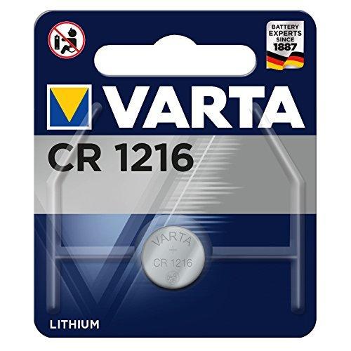 Varta Professional Lithium Knopfzelle CR1216