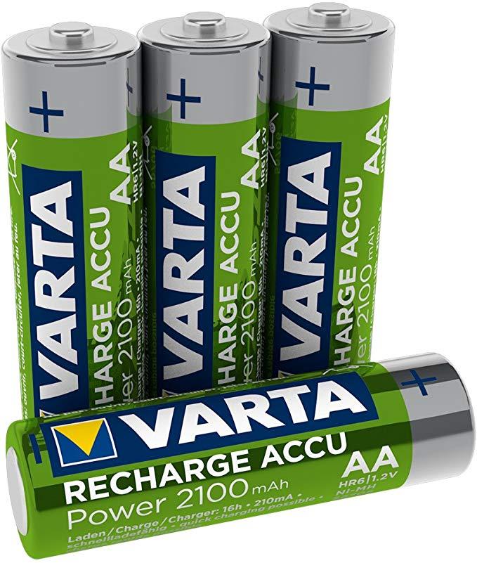 Varta Rechargeable Akku Ready2Use AA Mignon
